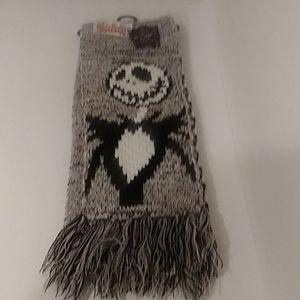 NWT nightmare Before Christmas scarf